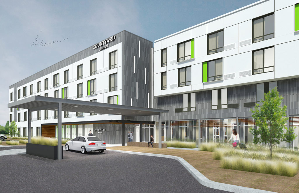 Guests Will Be Inspired At The New Toronto Marriott: New Courtyard By Marriott Slated For Millport Mauldin